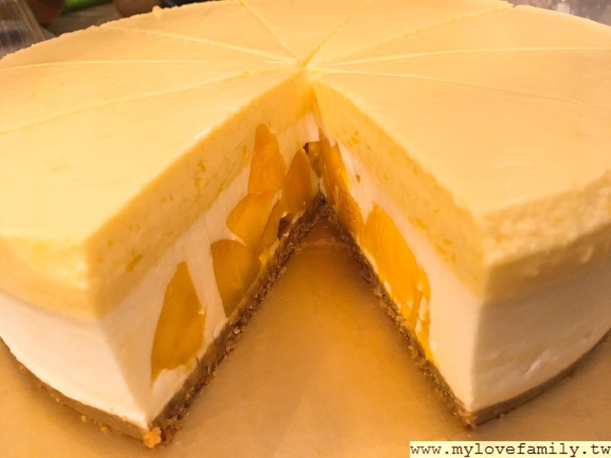 芒果生乳酪