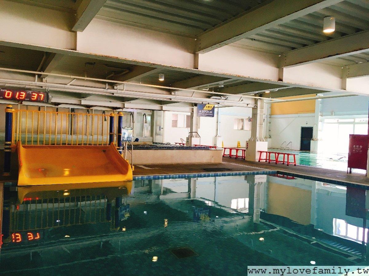 國際游泳池