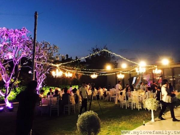 精緻婚禮佈置