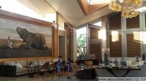 大廳沙發區