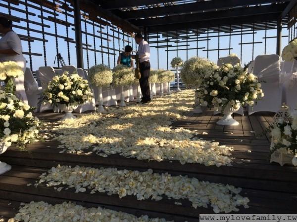 Alila 婚禮佈置