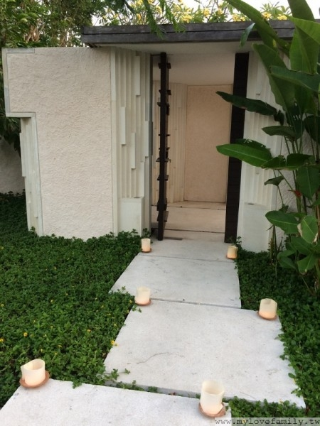 婚宴場地入口