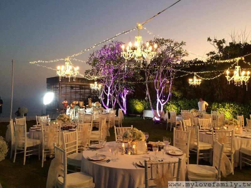 巴里島婚宴佈置