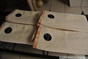 烏樹林毛巾