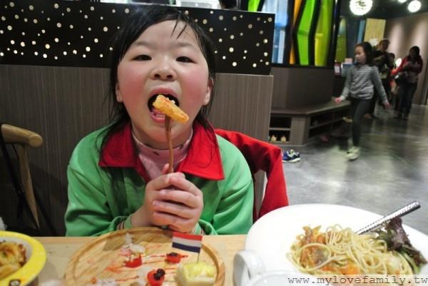 夢工場親子主題餐廳