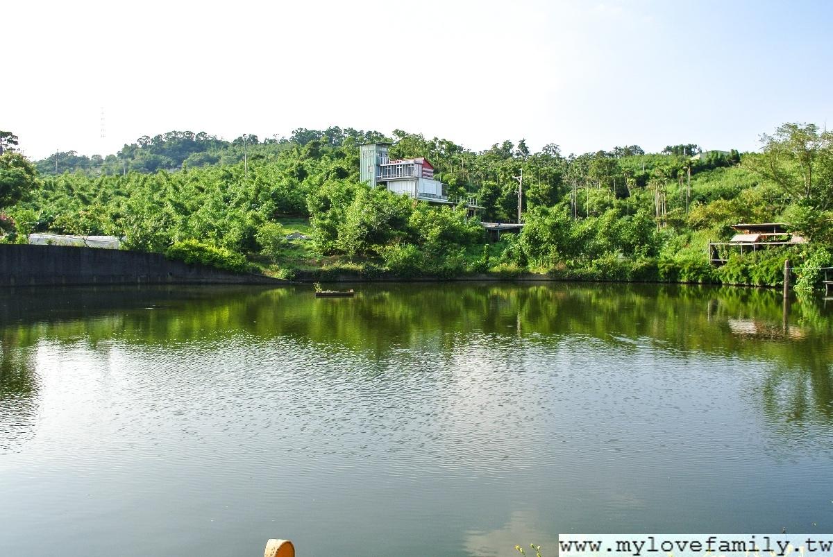 旗竿湖農場