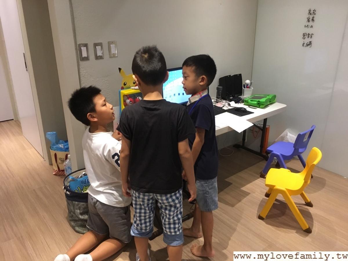捲耳貓兒童程式創作學苑
