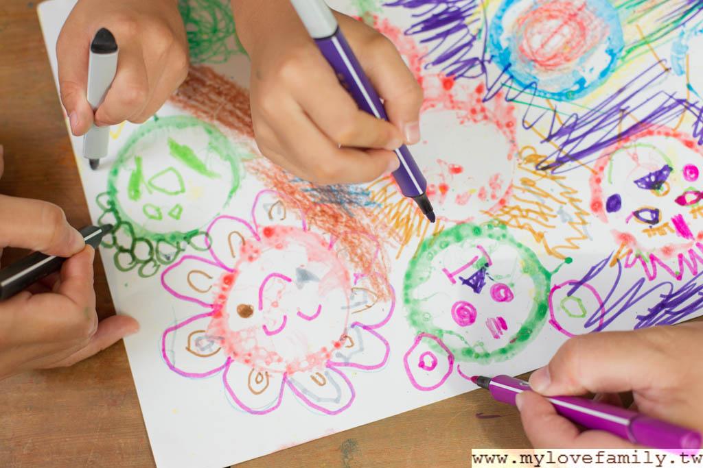兒童畫畫活動