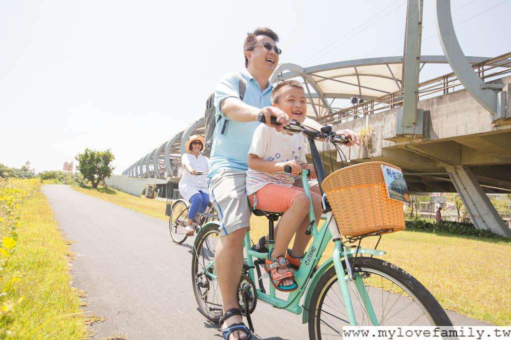 全家腳踏車旅遊