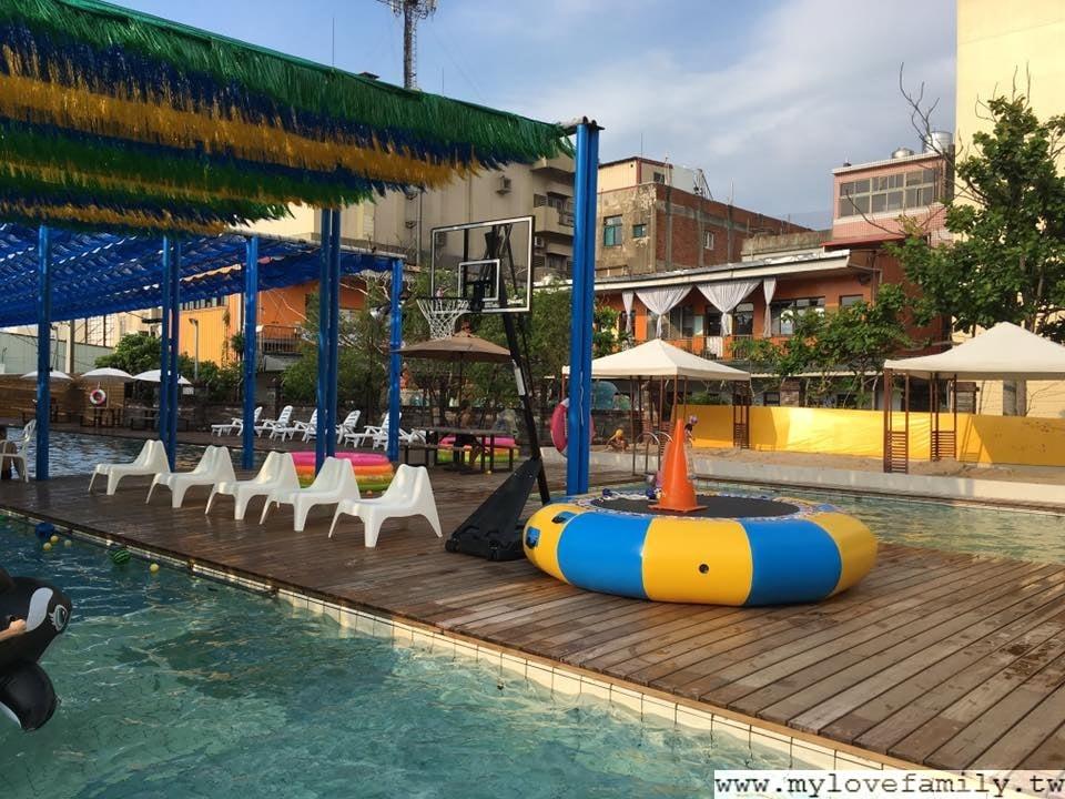 大園游泳池
