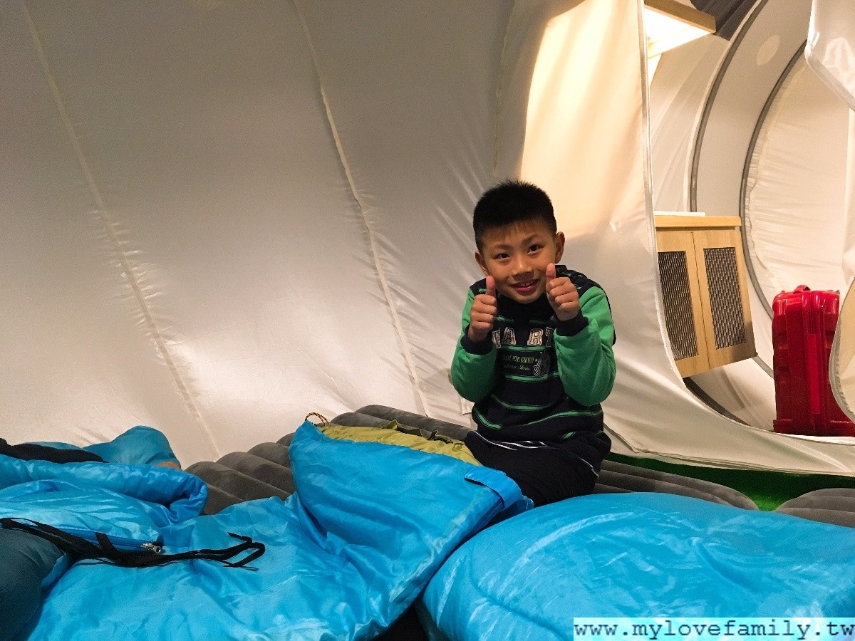 泡泡窩帳篷