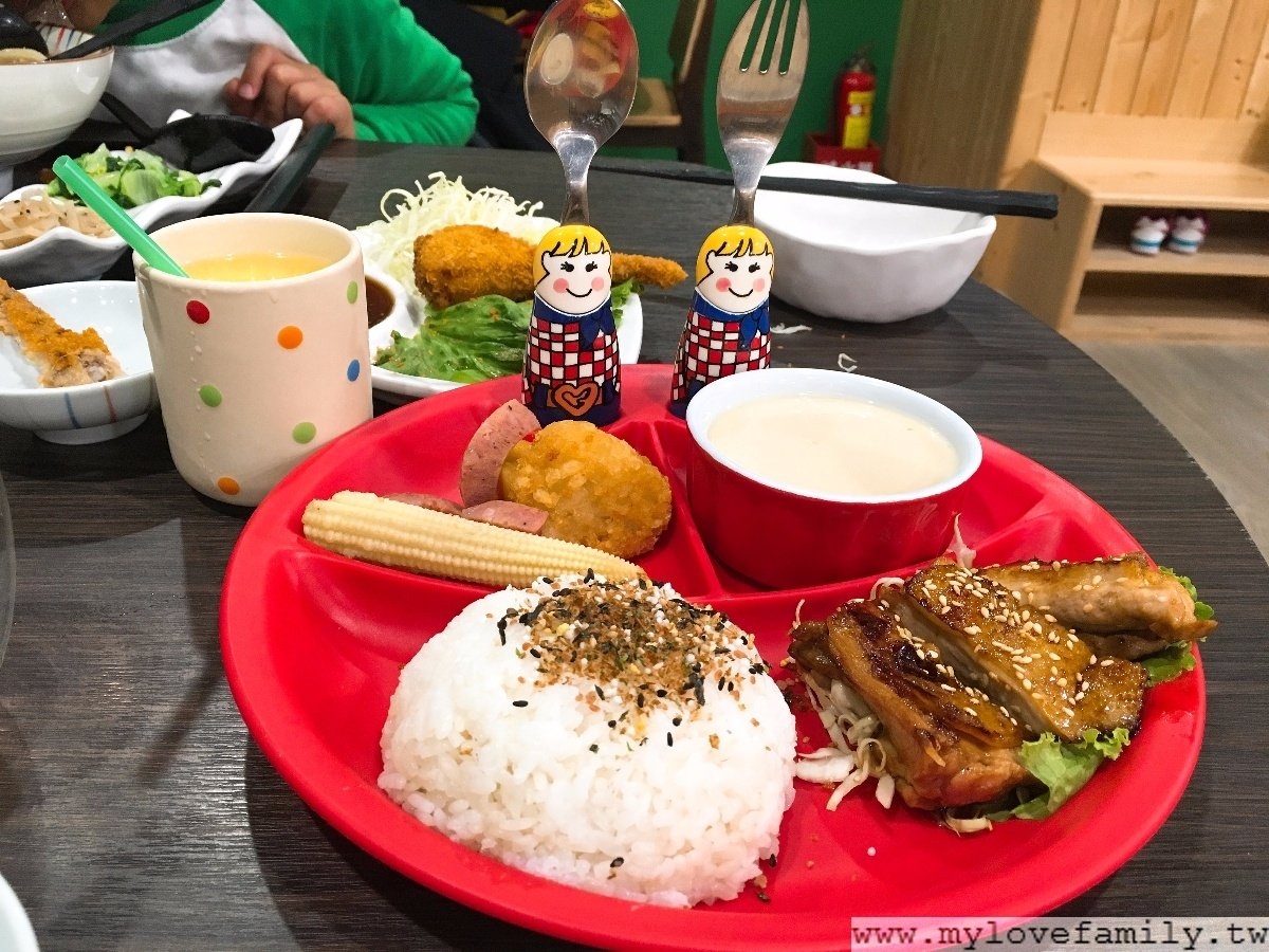 樹屋親子餐廳兒童餐