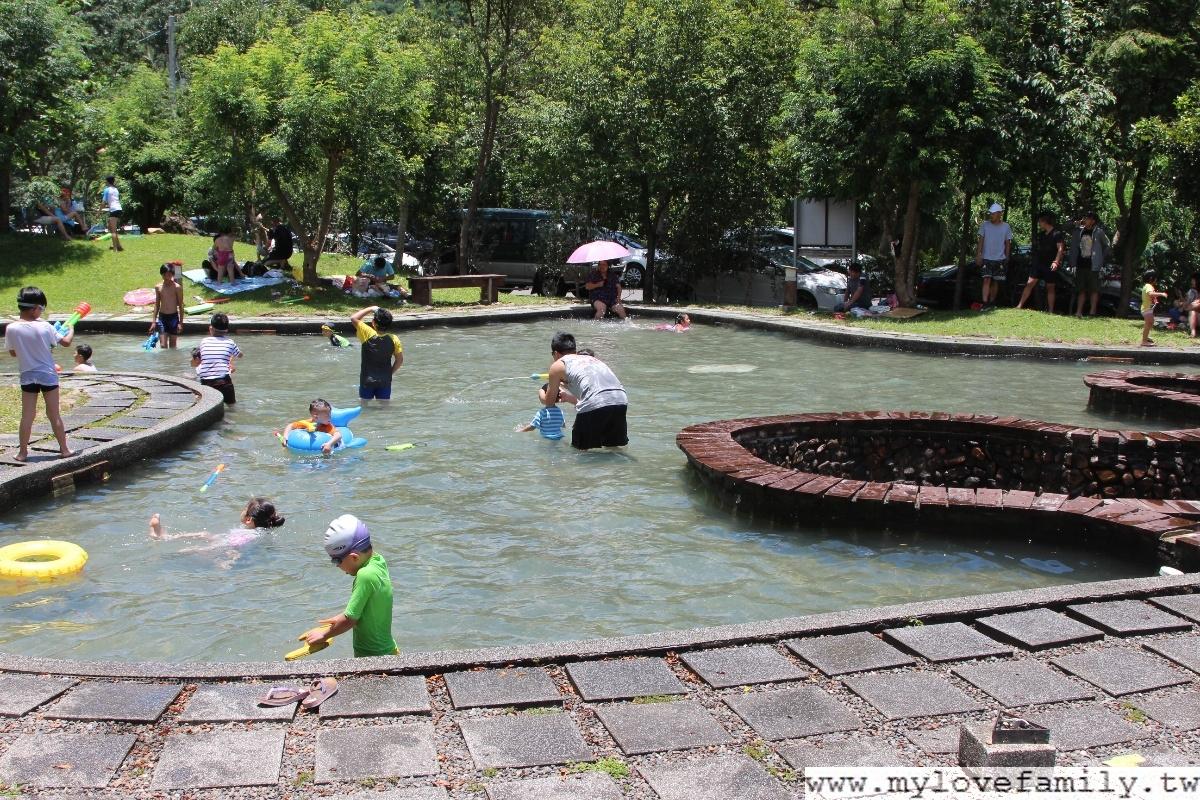 桃米親水公園