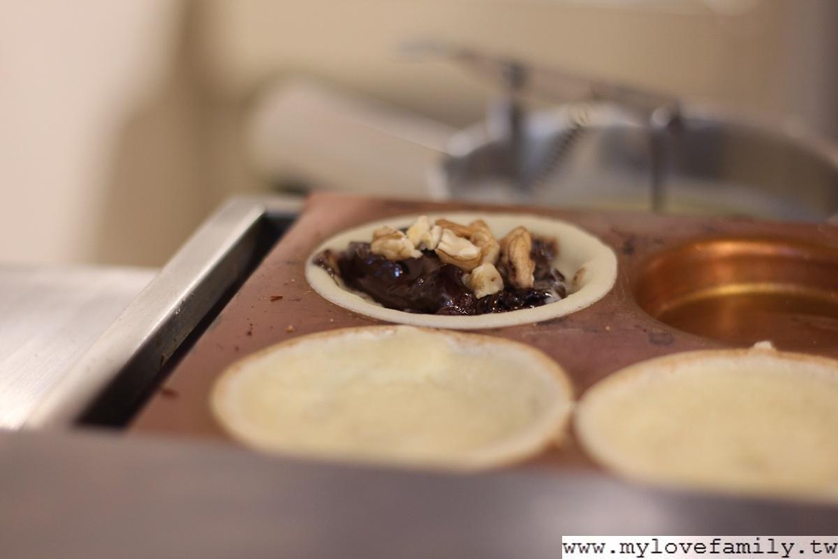 宇愛食光日式紅豆餅