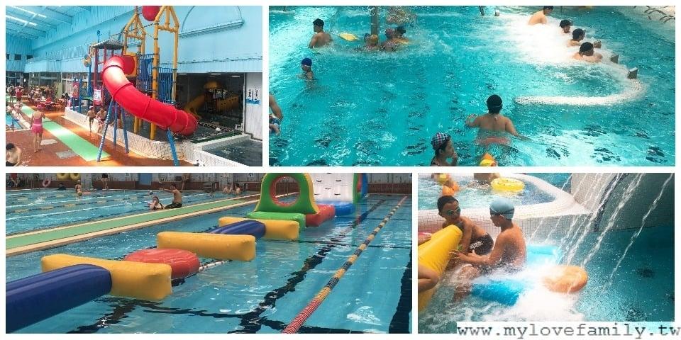 桃園室內游泳池