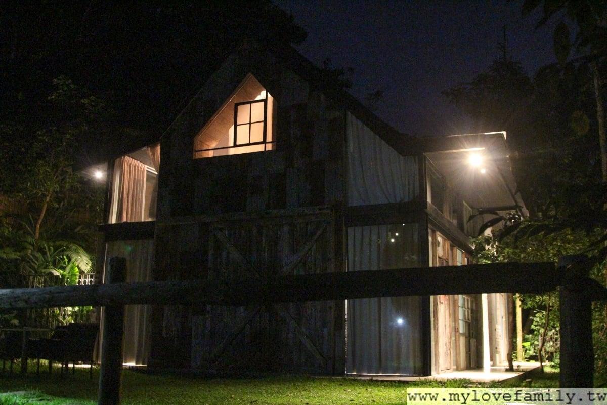 九樹森林創意旅居