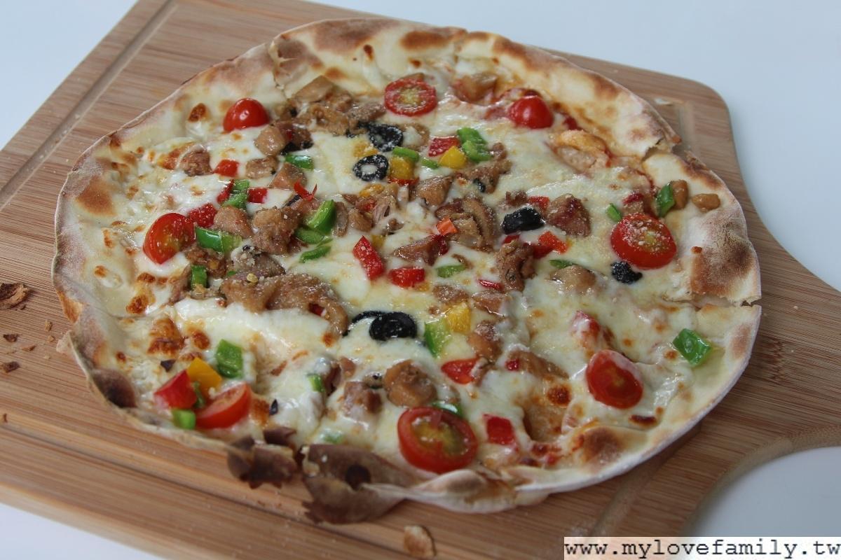 九樹森林窯烤pizza