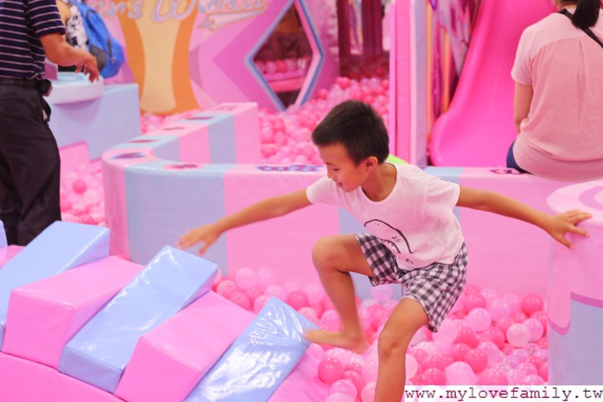 貝兒絲樂園魔法世界主題館