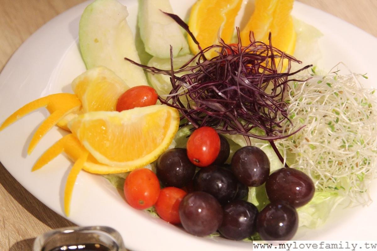 和風水果沙拉