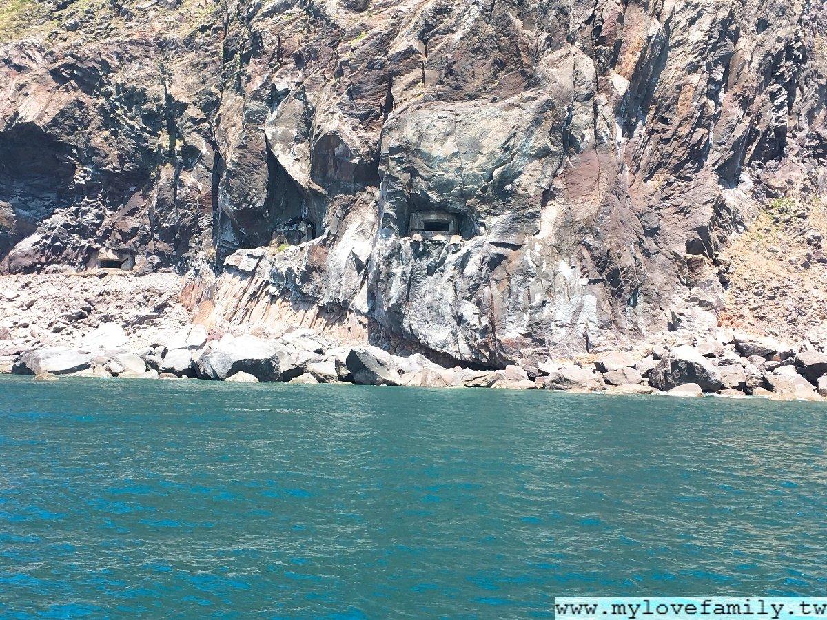 龜山島防空洞