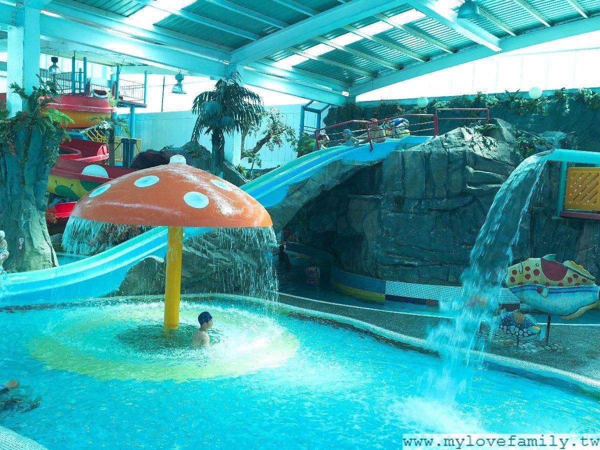 新天地游泳會館