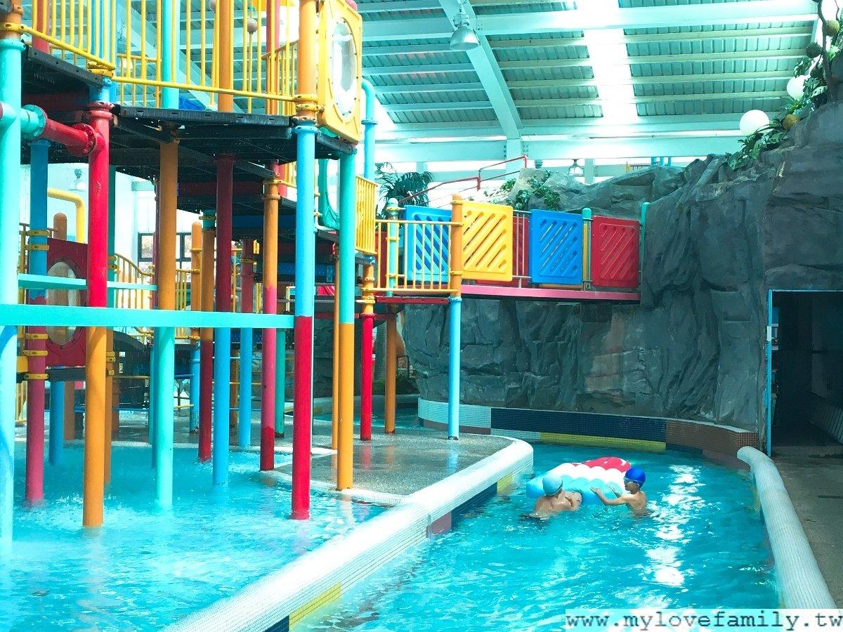 新天地游泳池