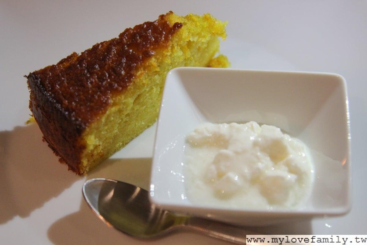 橄欖油蛋糕