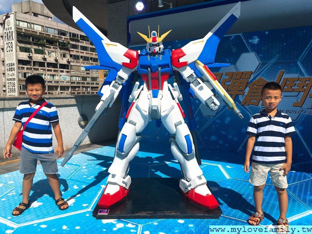 6M巨型鋼彈亞洲巡