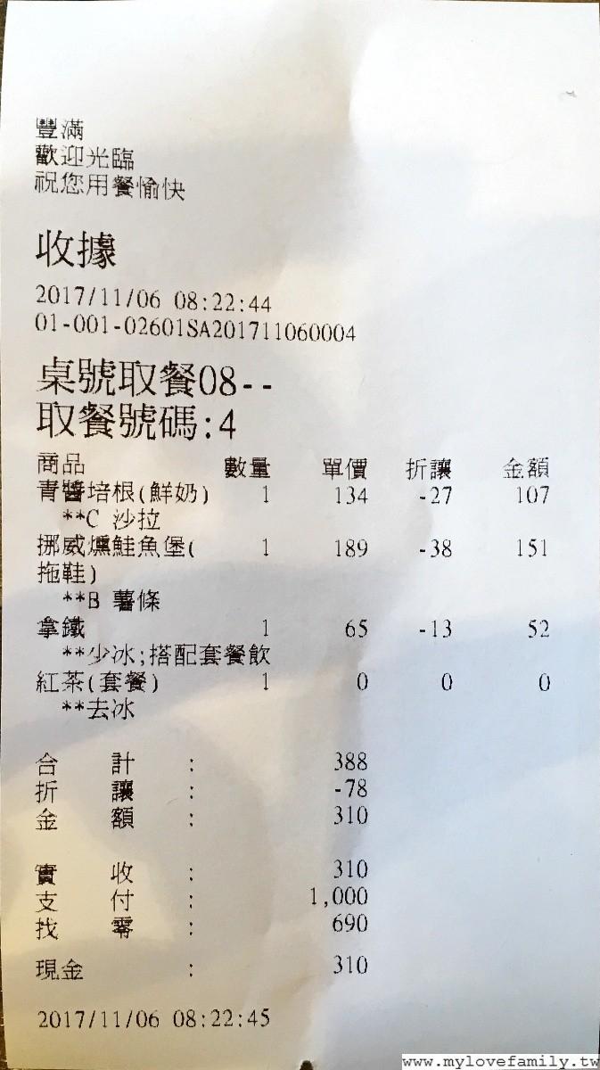 豐滿總匯三明治-桃園藝文