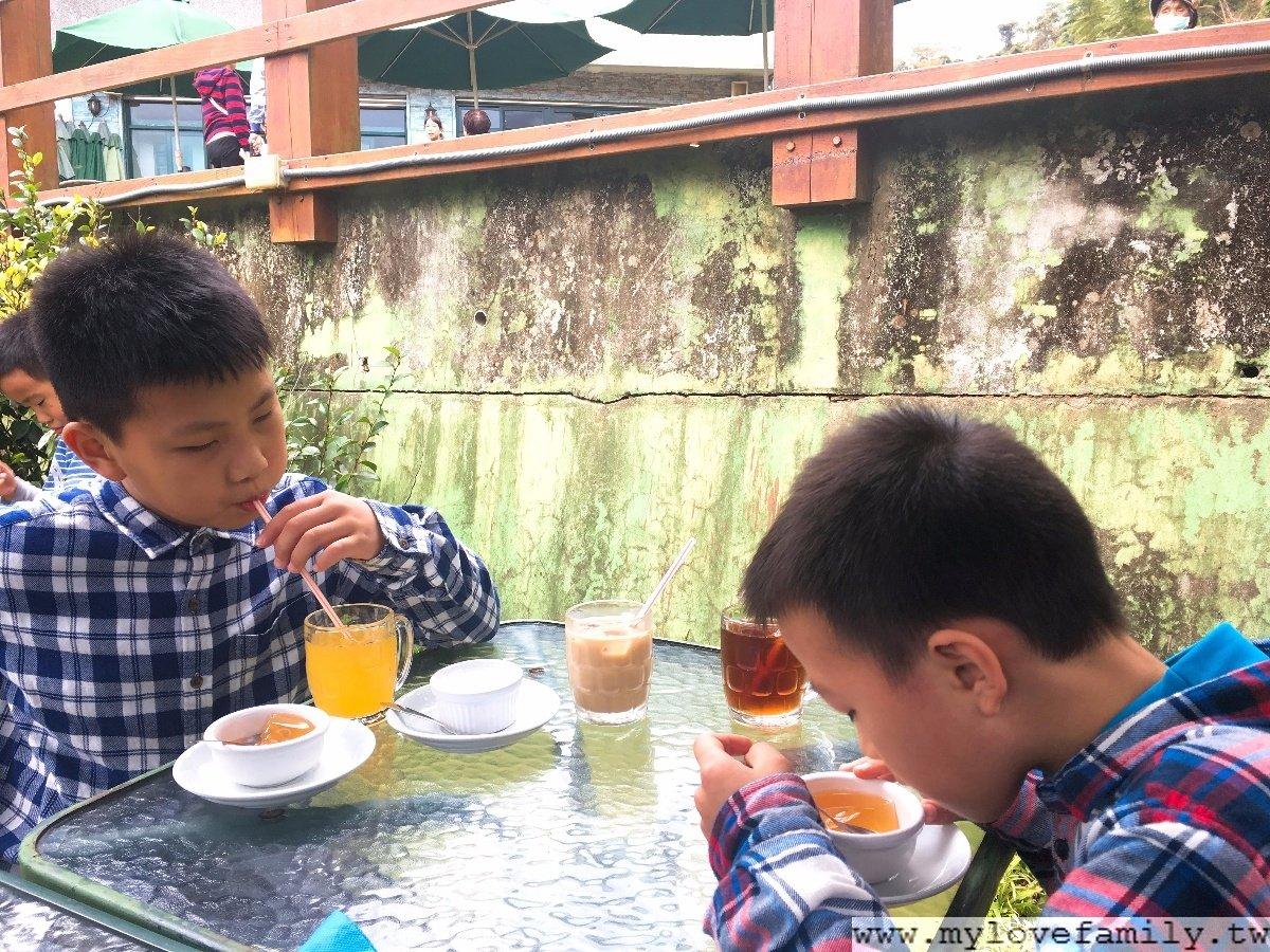 大灣坪景觀咖啡