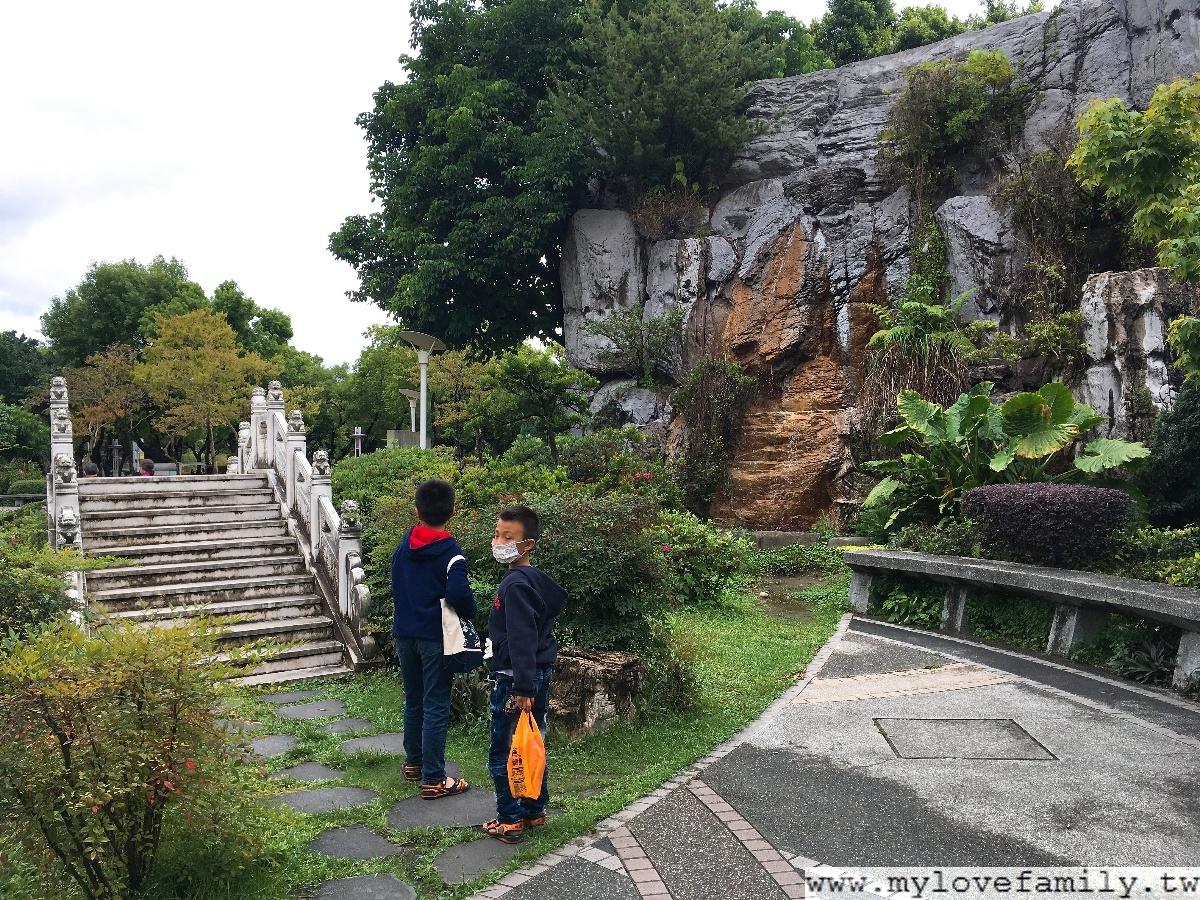 台北圓山花博公園