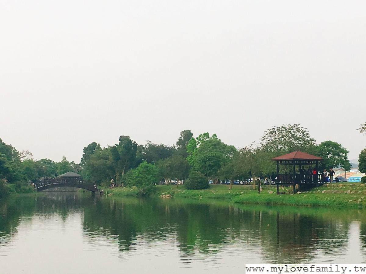 三坑生態公園