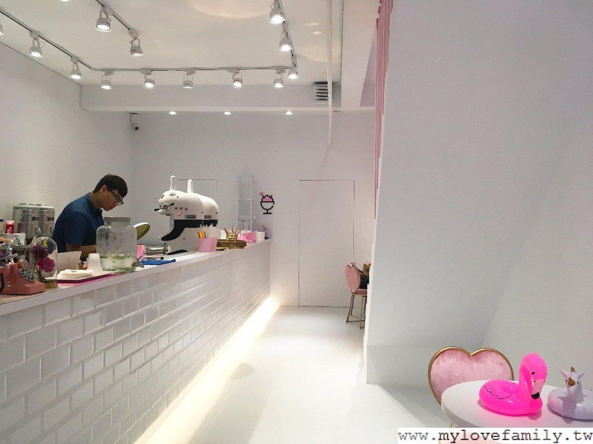 Ice Honey-Art Facilities Center Dessert