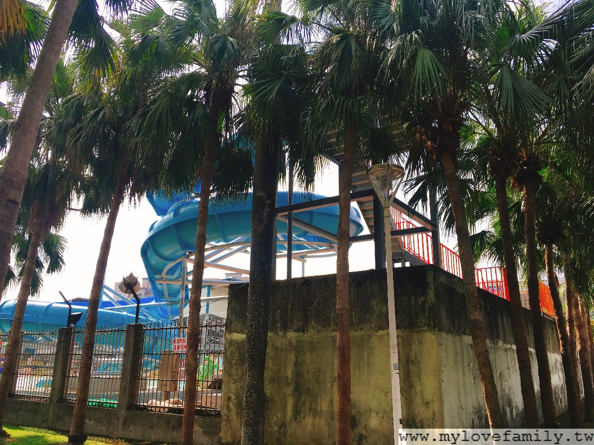 玉成公園游泳池
