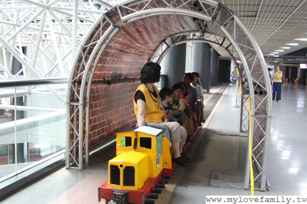 電池小火車