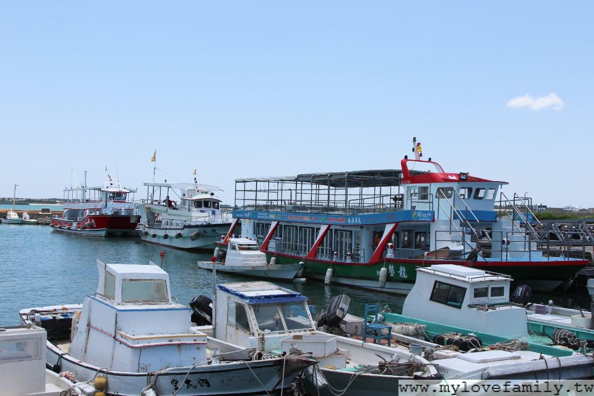 澎湖海上活動