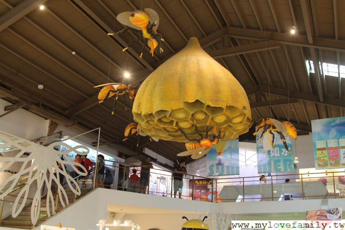 「蜜蜂故事館」