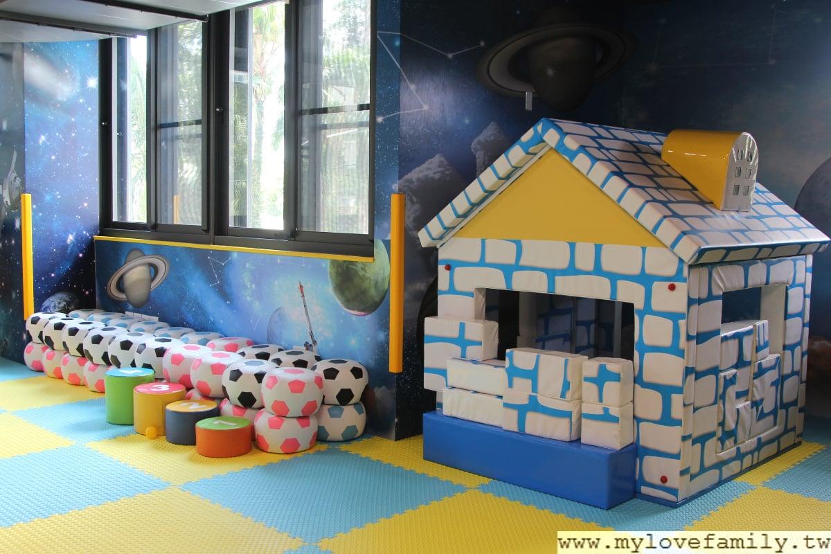 夢幻baby親子餐廳