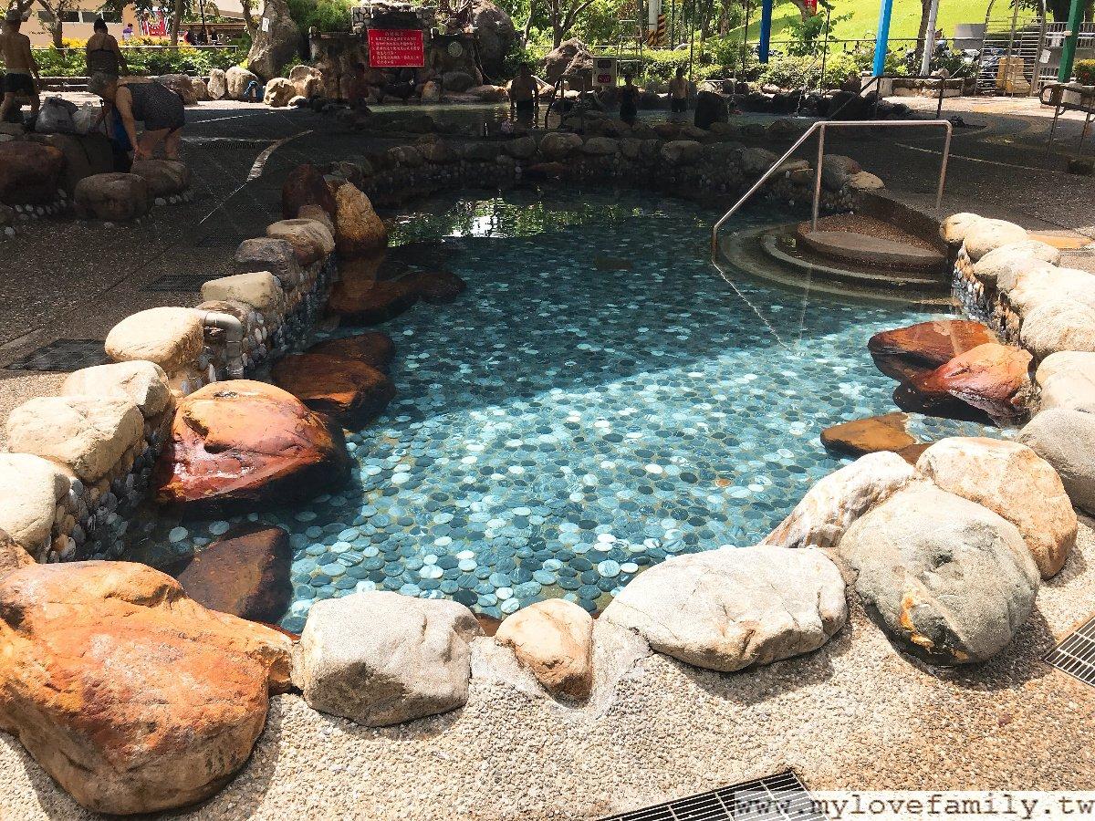 礁溪鄉立溫泉游泳池