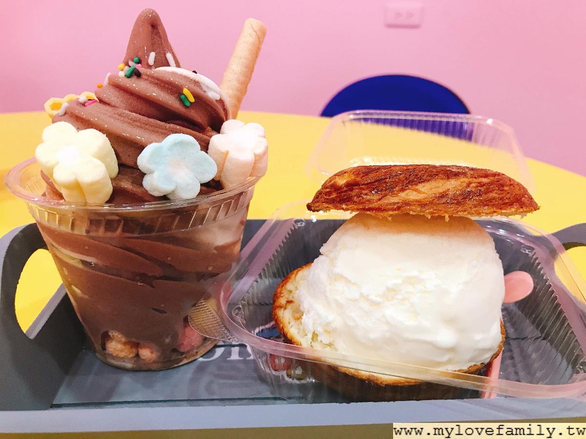 Rainbow Donut 創意甜甜圈