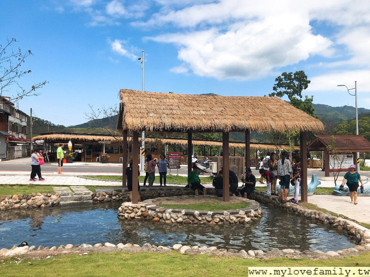 羅浮泰雅溫泉公園