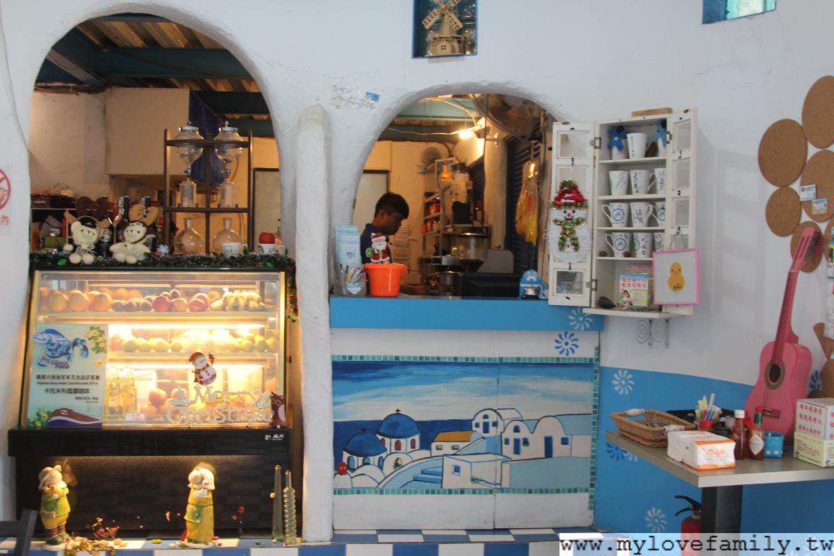 卡托米利庭園咖啡餐廳