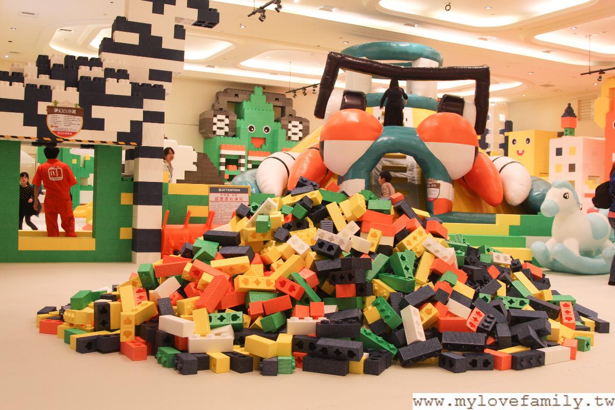 Kid's 建築樂園-悠遊島 動物狂歡季