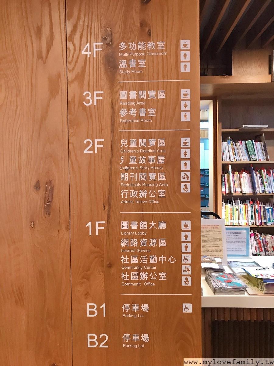 桃園市立圖書館龍岡分館