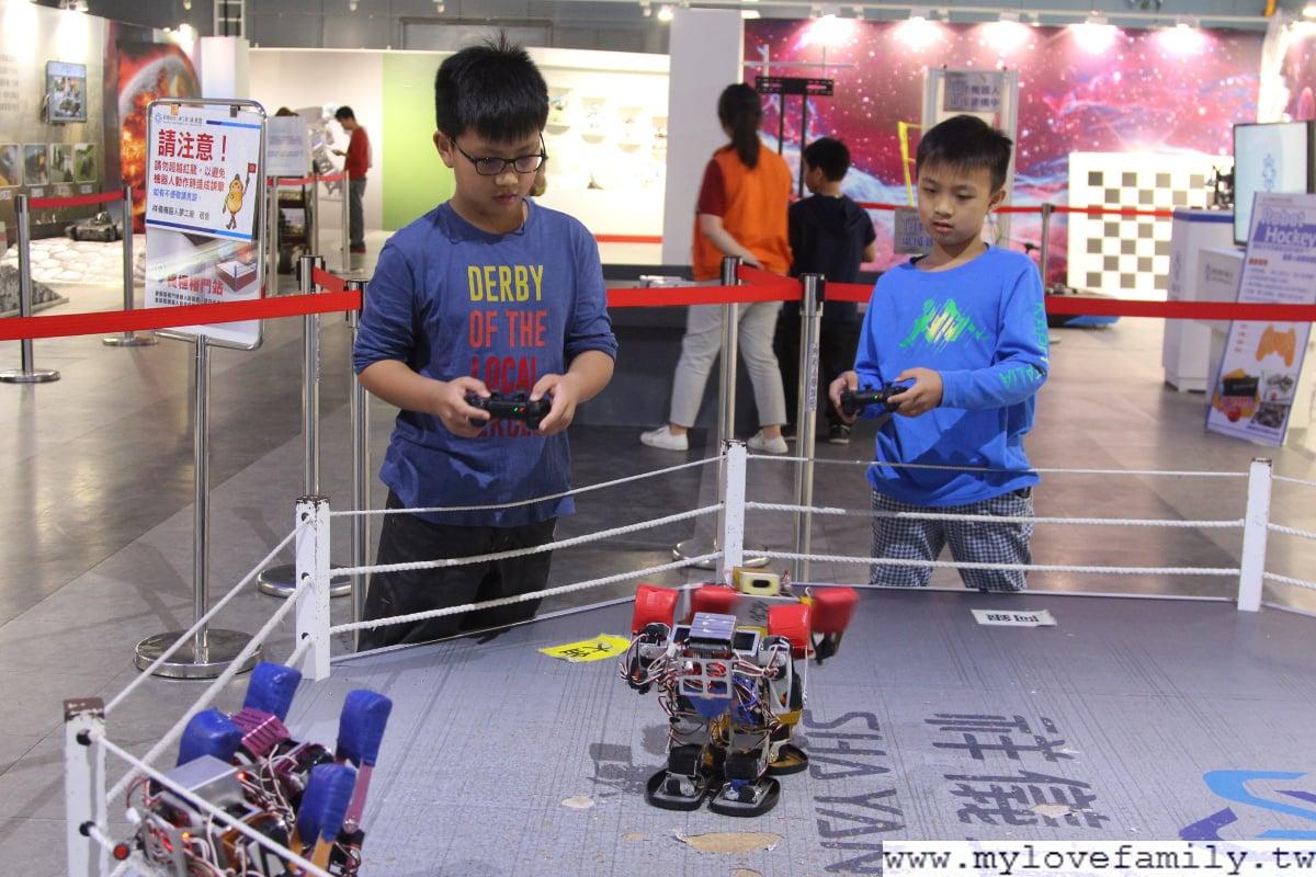 格鬥機器人