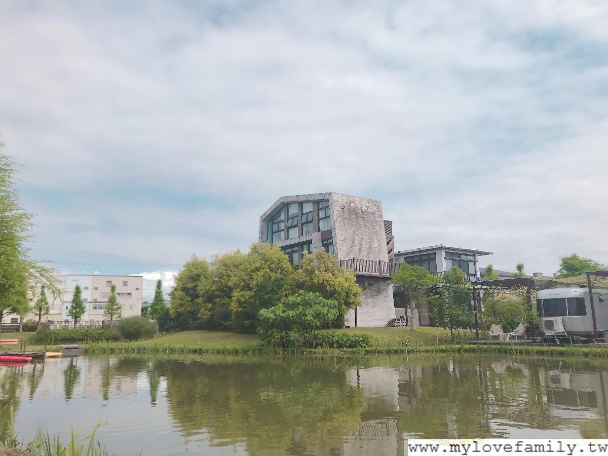 自然捲北歐風格旅店