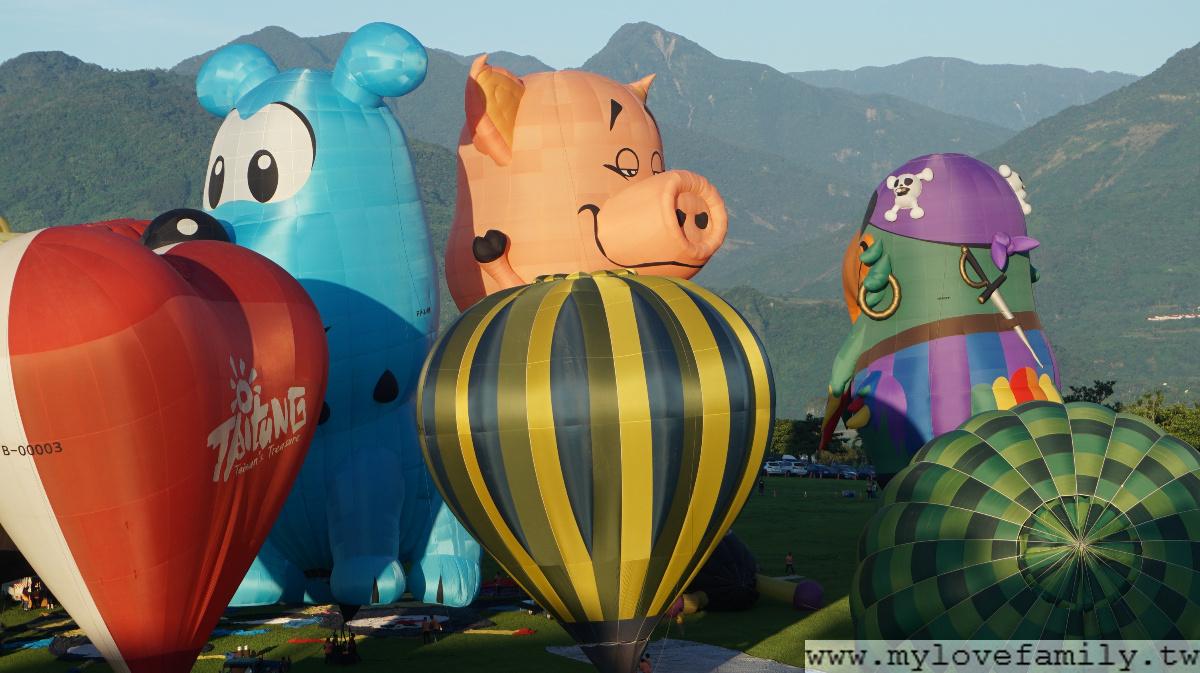 2019台東熱氣球