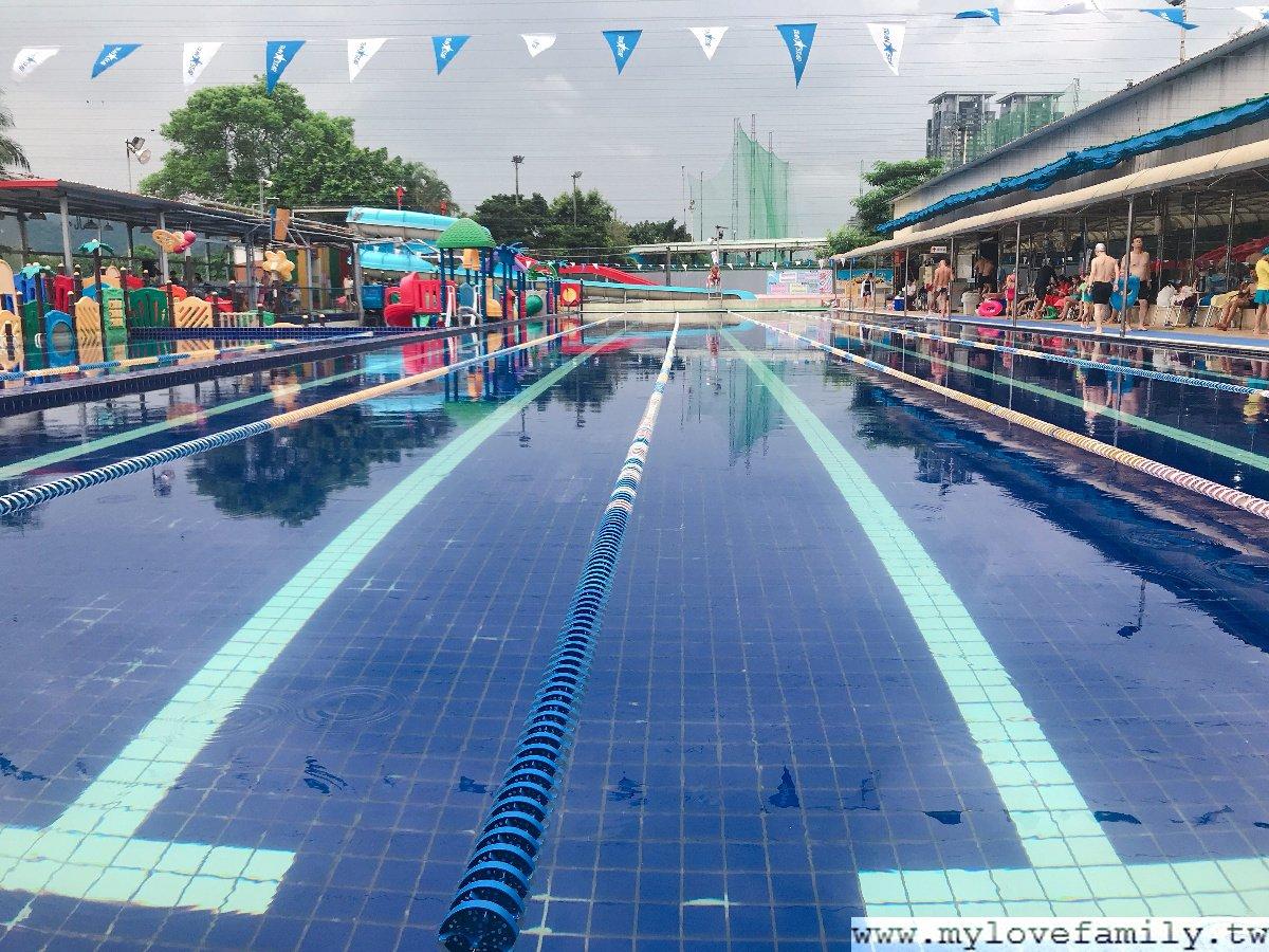 大新店泳池