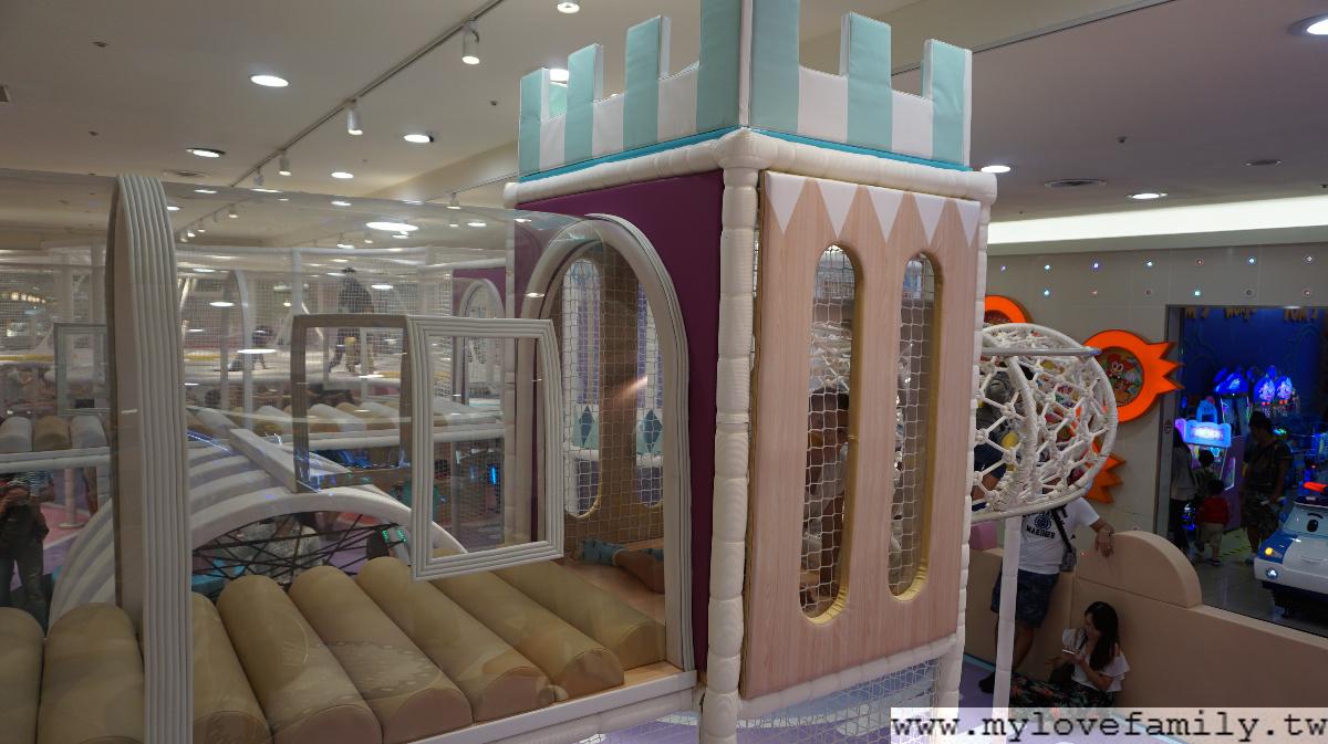 Kid's 建築樂園-夢想城主題館