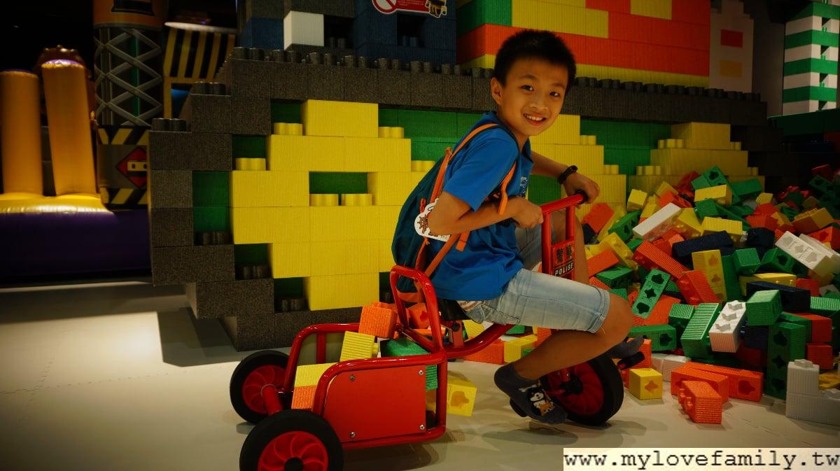 KID'S建築樂園-建築工程體驗館